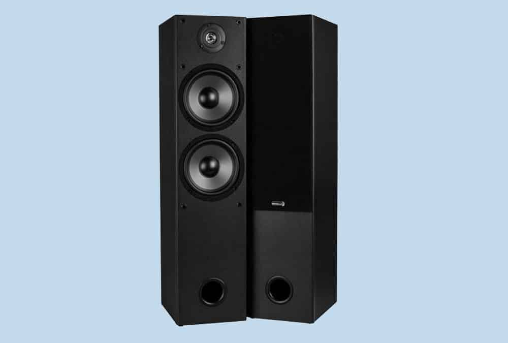 Dayton Audio T652 Dual 2-Way Tower Speaker Pair Review