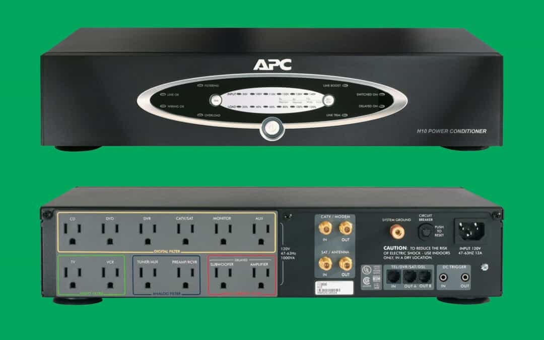 Do You Need Power Protection for All Home Theater Devices?