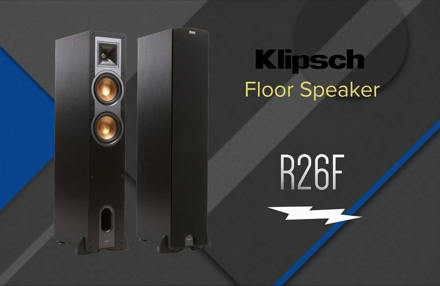 Klipsch R-26F Floorstanding Speakers Review