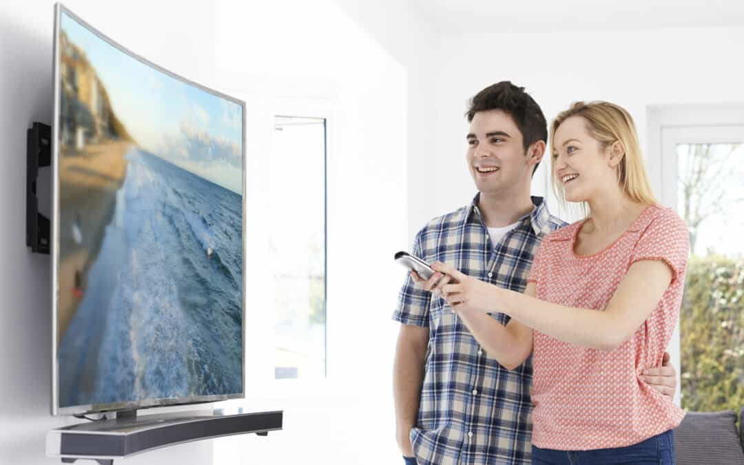 How to Mount a Curved TV – The Right Way!