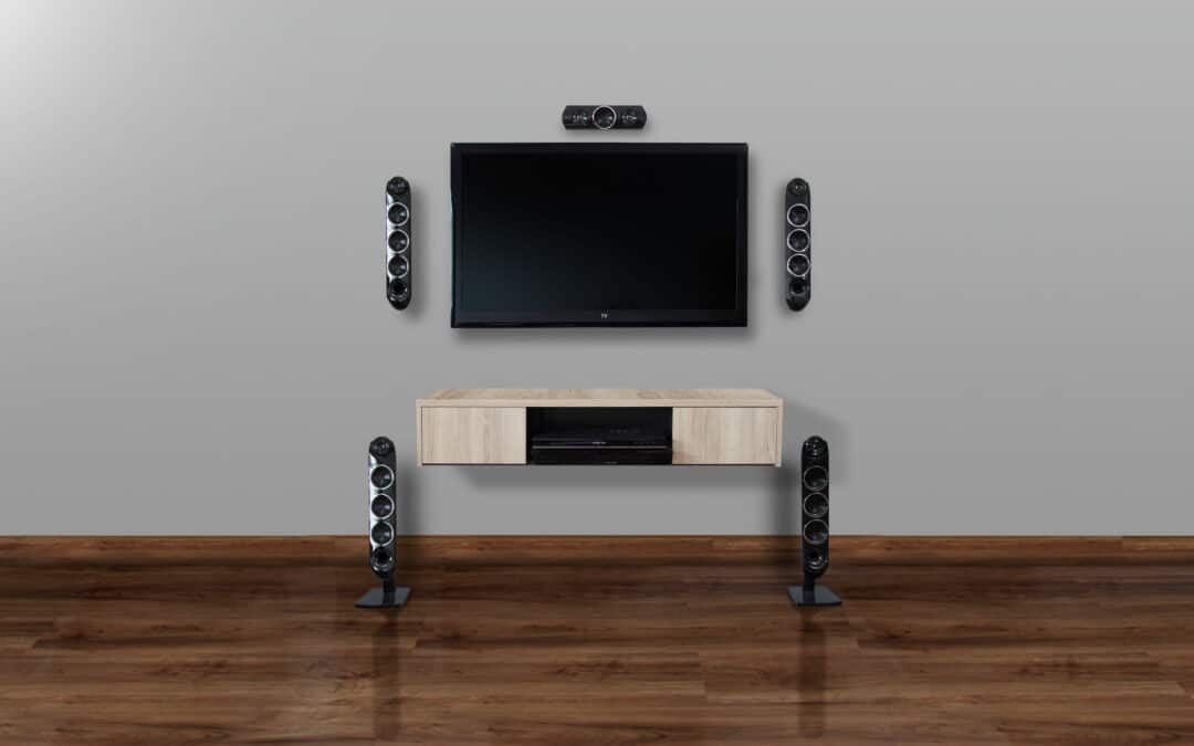 Are Front and Rear Speakers the Same?