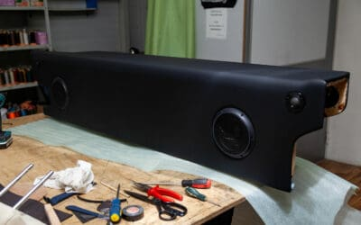 Can You Use Home Theater Speakers in a Car?