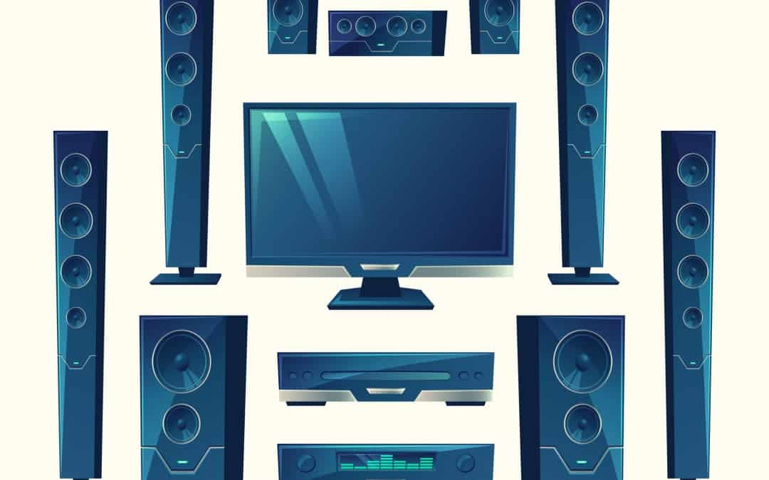Should Speakers Be in Front or Behind You?